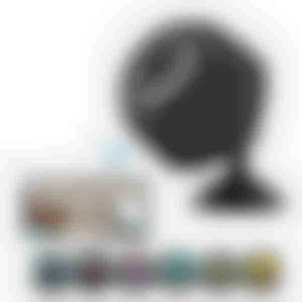 Bezdrátová wifi kamera SENSORI s nočním viděním