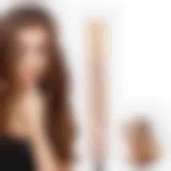 Kulma a žehlička na vlasy TWISTLINE
